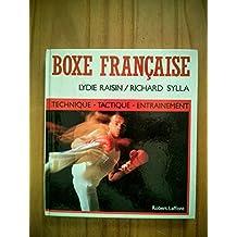 BOXE FRANCAISE