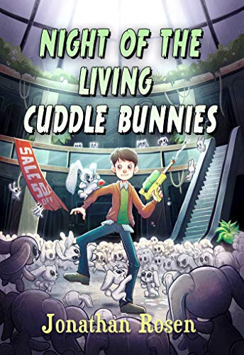 Night of the Living Cuddle Bunnies: Devin Dexter #1 (English Edition) (Danny 6 Halloween)