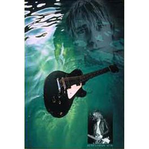 Nirvana - Poster Legend (in 61 cm x 91,5 cm)