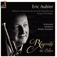 Rhapsody in Blue/Concerto Trompette/Shéhérazade