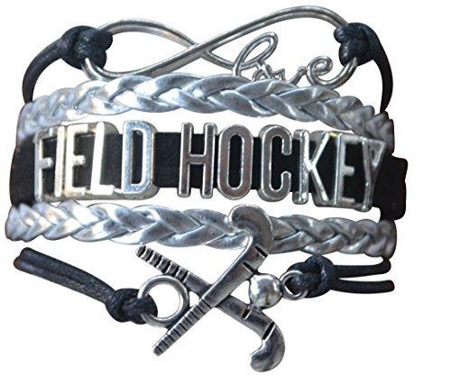 Collection Field Hockey Armband, Field Hockey Schmuck, Field Hockey Geschenke, Field Hockey Charme Armreif Armband Mädchen Field Hockey Player