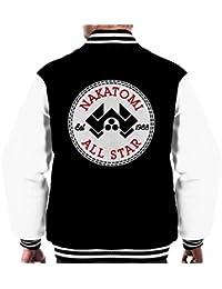 Die Hard Nakatomi Plaza All Star Converse Logo Men's Varsity Jacket