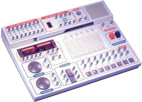 console-de-300-montages-electroniques-velleman-el3001