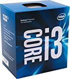 Intel 51W Core i3-7320 Kaby Lake Dual-Core 4.1 GHz LGA 1151 Desktop-Prozessor Intel HD Graphics 630 Modell BX80677I37320