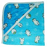 Tinny Tots Baby Wrapping Blanket (Blue)
