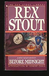 Before Midnight by Rex Stout (1993-11-05)