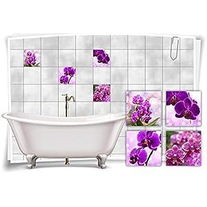 Fliesenaufkleber Badezimmer Wellness | Deine-Wohnideen.de