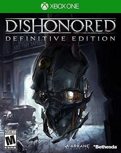 Dishonored: Definitive Edition 51AWeQxYWuL