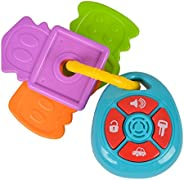 Simba Abc Car Keys, Multi-Colour