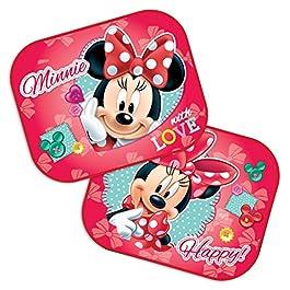 2 parasole auto Disney Minnie Mouse 44 x 35 cm