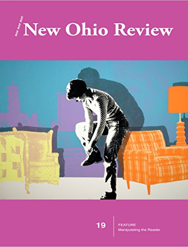 New Ohio Review Issue #19: Manipulating the Reader (Spring Book 2016) (English Edition)
