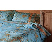 Bassetti Granfoulard.- Juego de funda nordica Renon V3 para cama de 135 (3 piezas)