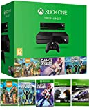#6: Microsoft Xbox One 500GB Console With Kinect - 5 DLC Games Value Bundle (Kinect Sports Rivals & Zoo Tycoon & Dance Central & Halo 5 Guardians & Forza Motorsport 6)