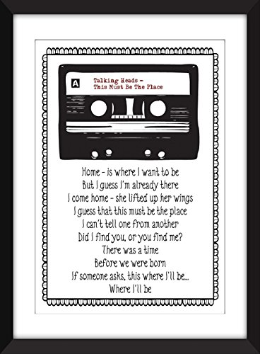 talking-heads-this-must-be-the-place-lyrics-unframed-print