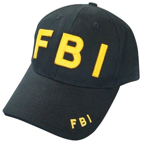 Gorra De Béisbol FBI