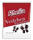 Rheila Veilchen Pastillen mit Zucker, 90 g