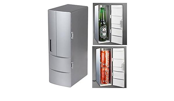 Mini Kühlschrank Mit Usb : Mini kühlschrank usb pc kühlung getränk amazon computer zubehör