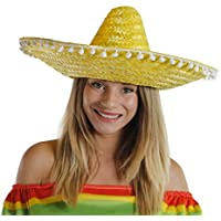 Amazon.es  sombrero paja - I LOVE FANCY DRESS   Disfraces y ... aad644be50b