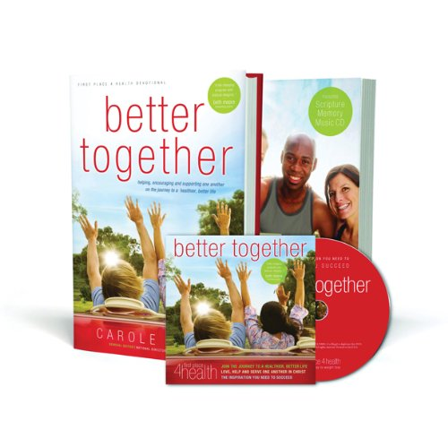 Better Together Success Pack [With CD (Audio) and Bible Study] (First Place 4 Health)
