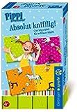 Pippi Langstrumpf Legespiel Absolut knifflig: Neues Design