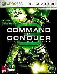 Command & Conquer 3: Tiberium Wars (Xbox360): Prima Official Game Guide (Prima Official Game Guides) by Bell, Joe Grant (2007) Paperback