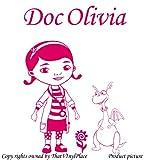 Personaliced Doc McStuffins Girlande