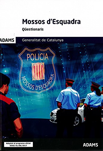 Qüestionari Mossos d'Esquadra de la Generalitat de Catalunya