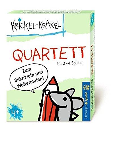 Krickel-Krakel Quartett