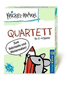 Oetinger Verlag - Juego de Tablero, 2 a 4 Jugadores (Verlag Friedrich Oetinger) (versión en alemán)