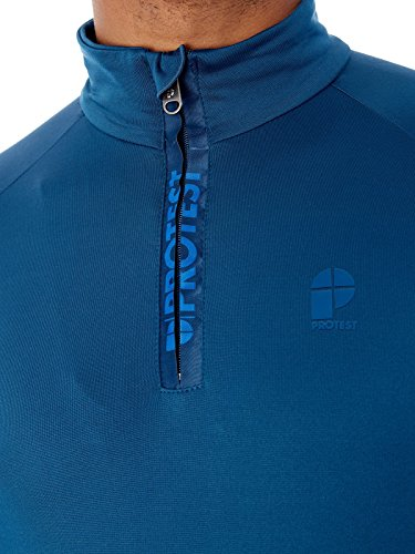 Protest Fleeces - Protest Willowy 1/4 Zip Fleec... Royal Blue