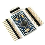 The Arduino Nano is a small, complete and breadboard-friendly board based on the ATmega328 (Arduino Nano 3.x) orATmega168 (Arduino Nano 2.x). It has more or less the same functionality of the Arduino Duemilanove, but in a different package. It lacks ...