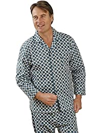 Champion pour homme marque winceyette Coffret Pyjama 100% coton brossé à l'intérieur