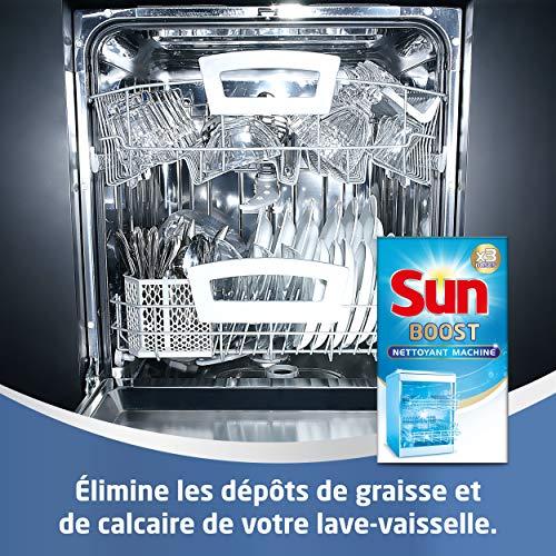Sun Nettoyant Lave-Vaisselle Expert 3 Doses - Lot de 3
