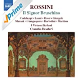 Rossini: Signor Bruschino (Il)