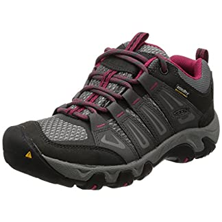 KEEN Women's Oakridge Wp Low Rise Hiking Shoes 1