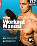 Men's Fitness Workout Manual 2014 MagBook...