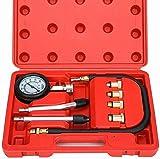 CHM GmbH Kompressionstester für Benzinmotoren Kompressionsprüfer Benzin 0-20 Bar