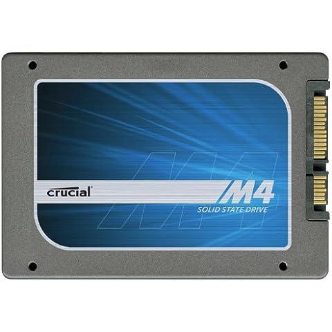 Crucial CT256M4SSD2 - Disco duro interno de 256 GB, SATA, 2.5