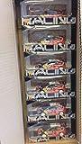 Solido LOT DE 6 Voitures 1/43 Citroen C4 WRC de Sebastien Loeb - Rallye de Corse