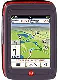 Falk Ibex 30 Cross Deutschland Navigationssystem (8,9 cm (3,5 Zoll) Touchscreen, Kartenslot, TMC, USB)