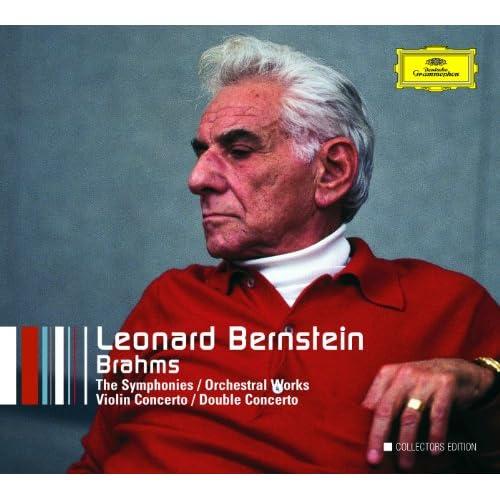 Brahms: Violin Concerto In D, Op.77 - 2. Adagio (Live At Konzerthaus Vienna / 1982)