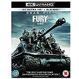 Fury 4K Ultra HD + BLU RAY [Blu-ray]