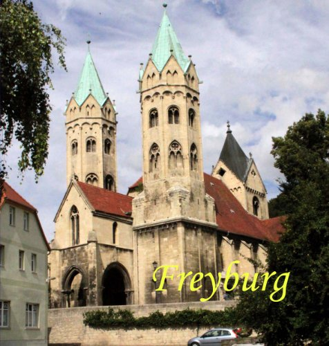 Freyburg: Jahn-, Wein- und Sektstadt
