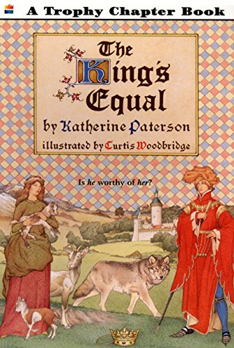 The King's Equal (Trophy Chapter Books)