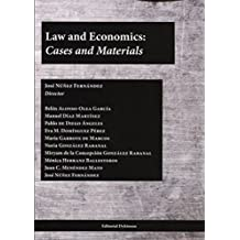 Law and Economics. Cases and Materials