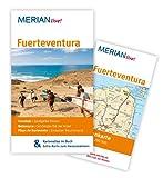 Fuerteventura: Mit Kartenatlas im Buch und Extra-Karte zum Herausnehmen (MERIAN live)