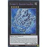 WIRA-YuGiOh: EN050 prima Ed numero 52: granchio segrete Rare, King, (Raiders Wing)