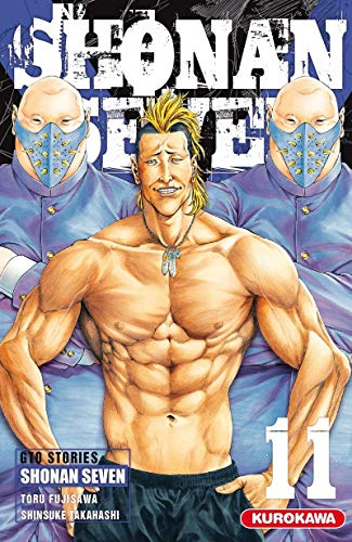 Shonan Seven - GTO Stories Edition simple Tome 11