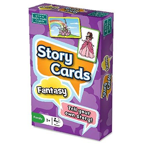Green Board Games Grüne Brettspiele Story Cards Fantasy (englische Version)