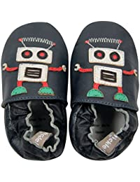 fc59b4085 Amazon.es  Piel - Botitas y patucos   Para niños  Zapatos y complementos